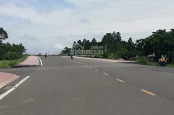 Tôi cần bán lô đất MT Vĩnh Phú 1, Thuận An, Bình Dương, giá 1.2 tỷ DT 100m2, SHR, XDTD, dân cư đông