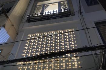 Bán nhà HXH 4,5m đường Nguyễn Thiện Thuật, P3, Q3, nhà 4 lầu khu bàn cờ, giá chỉ 6.7 tỷ