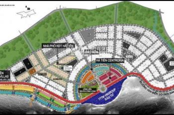 Khu đô thị mới hà tiên giá chỉ 9 tr/m2, sổ đỏ xây tự do, hạ tầng hoàn thiện, LH 0932185727