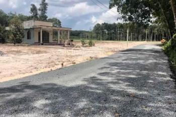 Gần khu Vincom Chơn Thành lô đất đường nhựa chỉ 490tr. Liền kề KCN Becamex Bình Phước