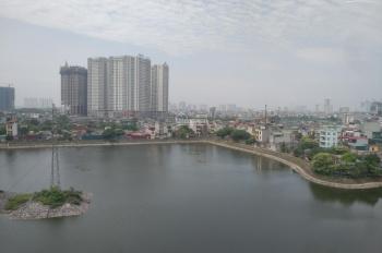 Bán tòa nhà 9 tầng mặt đường ven hồ Hạ Đình, Thanh Xuân. DT từ T2 80m2x9T, mặt tiền 6m, giá 19,8 tỷ