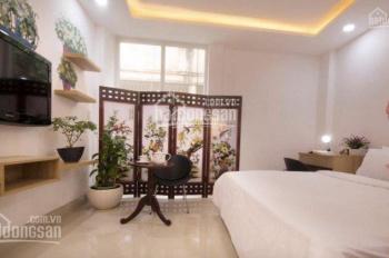 Cho thuê nhà HXH 730 Lạc Long Quân, gần Thế Giới Di Động, P9, DT 4m x 18m, trệt 3 lầu ST, giá 12tr