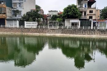 Bán nhà mặt hồ Tai Trâu, Long Biên 82m2 x 3 tầng, giá 4,8 tỷ - 0965479989