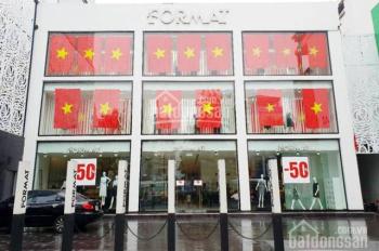 Cho thuê MP Xã Đàn, DT 300m2 x 6 sàn, MT 18m, giá tốt, nhà mới, vị trí đẹp