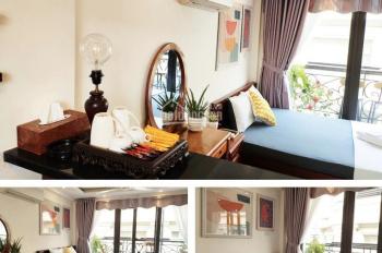Cho thuê căn hộ khép kín đủ đồ khu Cửa Đông Hoàn Kiếm 30m2 - 33m2, 5 - 8tr/th