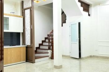 Hàng hiếm biệt thự mini mới 52m2 x 4 tầng, mặt tiền 6m, lô góc 2 mặt thoáng, mặt ngõ thông