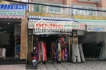 Bán nhà mặt tiền khu chợ vải đường Phú Thọ Hòa, Tân Phú, DT 4x21m, 2 lầu, thang máy. Giá 16 tỷ TL