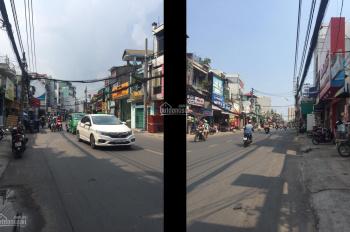 Siêu phẩm MT Lạc Long Quân, gần chợ Tân Bình DT 3.6x20,89m - Nhà trệt lửng lầu KD sầm uất - giá ĐT
