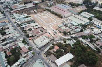 Đất nền nhà phố Thuận An mặt tiền Phan Đình Giót ngã tư Liên Huyện KDC hiện hữu giá 1tỷ7
