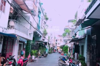 Hẻm chợ Hiệp Tân (đường Lê Thận, quận Tân Phú 6x20m)8,9 tỷ