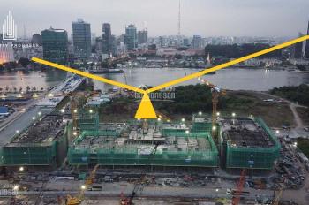 Bán 4 pn tầng cao view sông Q1, giai đoạn 1 dự án Metropole Thủ Thiêm - 0919061238