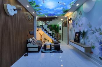 Bán Nhà Đường Pham Huy Ích nhà đẹp thiết kế full nội thất  Giá bán : 3 tỷ 650 triệu