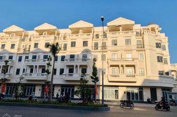 Cho thuê nhà mặt tiền Phan Văn Trị DT 5x20m, KDC Cityland Park Hills giá 60 tr /th. LH: 0767867899