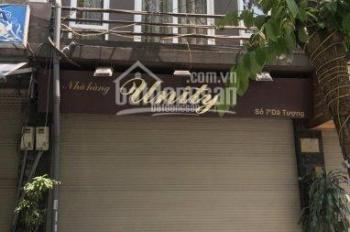 Cho thuê nhà mặt phố Dã Tượng, 70m2 x 3 tầng, MT 5m, vị trí kinh doanh cực kì sầm uất