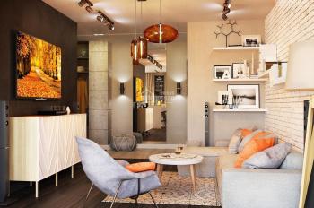 Tôi bán gấp chung cư Center Point 27 Lê Văn Lương. 64m2, 2PN, thiết kế đẹp thoáng, 2.56 tỷ