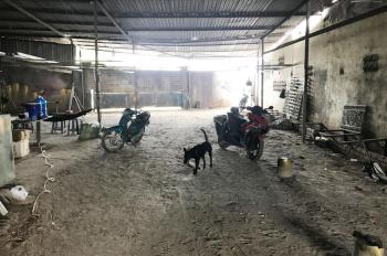 Cho thuê mặt bằng nhà xưởng 800m2, ngay cầu Dừa Lê Văn Khương