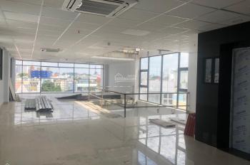 Cho thuê tòa nhà đẹp đường Nguyễn Thị Minh Khai, ngay trung tâm Q. 3, DT: 8x25m, 1 hầm, trệt, 7 lầu
