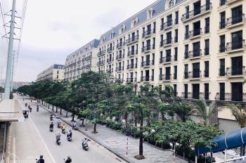 Chính chủ bán căn shophouse mặt đường Tố Hữu Hà Đông căn góc 3 mặt thoáng diện tích 95m2, MT 9,5m