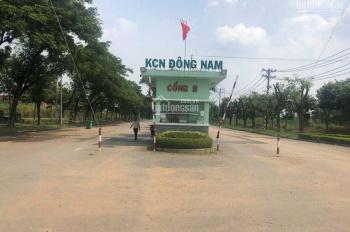 Bán đất ngay Khu Công Nghiệp Đông Nam, 1 tỷ 3, 85m2 đường lớn