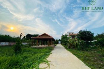 Bán nhà vườn 3000m2 quy hoạch 100% đất ở ngay Tỉnh Lộ 768, Vĩnh Cửu, phía sau đất là sông Đồng Nai