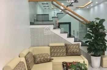 Bán nhà 4 tầng phố Hùng Duệ Vương, Thượng Lý, Hồng Bàng, giá 3,4 tỷ. LH: 0782 051 093