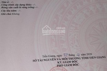 Chính chủ kẹt tiền bán gấp đất gần KCN Tân Hương, giá rẻ, thích hợp xây trọ cho thuê cách kcn 30m