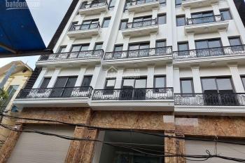 Bán nhà chia lô Nguyễn Trãi, Thanh Xuân, 50m2 x 6 tầng, có thể làm văn phòng