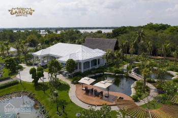 Bán đất biệt thự vườn Saigon Garden Riverside Quận 9 giá sốc 14 triệu/m2, LH 0902481155