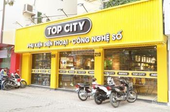 Cho thuê nhà mặt phố Vạn Phúc, quận Ba Đình mặt tiền 20m, diện tích 200m2, kd mọi mô hình
