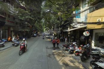 Bán nhà mặt phố Hàng Gà, Hoàn Kiếm, 140m2, 3 tầng, giá 59 tỷ, có thương lượng