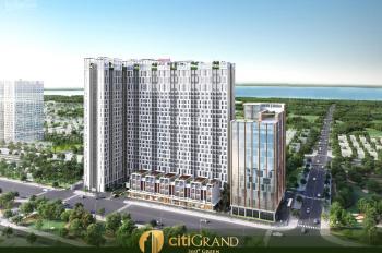 Tổng đại lý DKRA nhận giữ suất ưu tiên chọn vị trí căn hộ thường & Duplex dự án Citi Grand quận 2