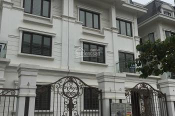 Cho thuê nhà liền kề KĐT Vinhome Hàm Nghi, Mỹ Đình. DT 95m2, 5 tầng lô góc giá 50tr, LH 0961258683