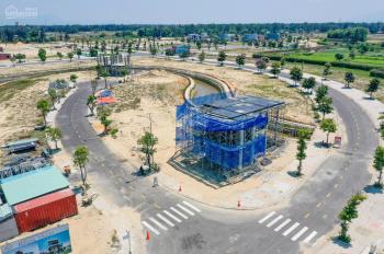 One World - Đất nền biệt thự Đà Nẵng đường 20m5, giá 20 tr/m2 - View sông và kênh, cách biển 200m