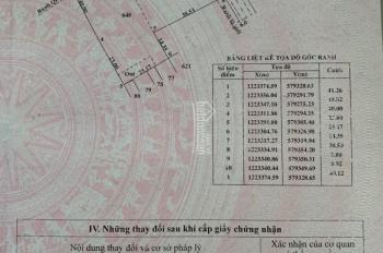 Bán đất thổ cư TL7 với Nguyễn Thị Rành, An Nhơn Tây 3287m2, 0976785647