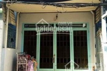 Về Bắc sống bán nhà nát 78m2/960tr đường Nguyễn Thiện Thuật, Q.3-gần chợ Bàn Cờ-có sổ-LH 0779859131