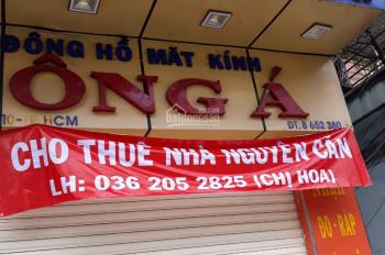Nhà 24/6A Phạm Ngọc Thạch, P6, Quận 3