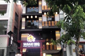 Cho thuê nhà làm nhà hàng mặt tiền Phan Xích Long, phường 2, PN, 8x16m 1 hầm 5 tầng - 0979.600.757