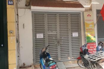 Cho thuê nhà ngõ 83 Nguyễn Khang, 3,5T, mặt tiền 4m giá 15tr, kinh doanh siêu tốt LH: 0971413202