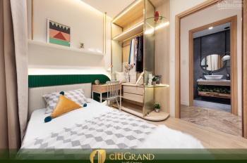 Chỉ còn 59 căn cuối cùng dự án Citi Grand Quận 2, giá từ 2.3 tỷ/ căn 2 phòng ngủ, kế bên UBND Q2