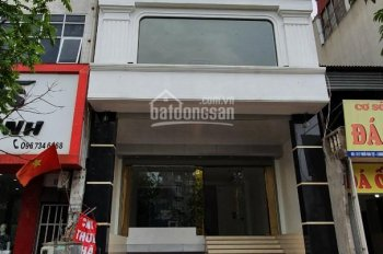 Cho thuê nhà 6 tầng số 315 Ngô Gia Tự, Long Biên, Hà Nội (5 tầng) có thang máy. LH 0916992778