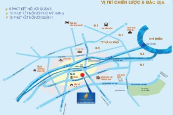 Cần bán 2 căn hộ tầng 18 tòa Central Premium Tạ Quang Bửu Quận 8, nhàmới 100%.Giá 4,1tỷ..0937161133