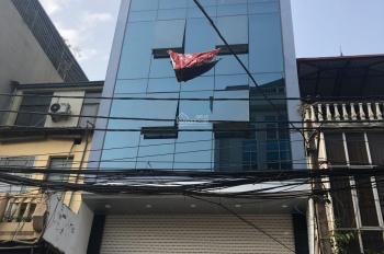 Cực hiếm, cực hot bán nhà mặt phố Nguyễn Phong Sắc, Cầu Giấy 7 tầng thang máy, cho thuê 60tr/tháng