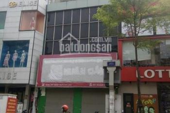 Cho thuê mặt phố Nguyễn Khánh Toàn 50m2 x 3 tầng, 30 triệu/tháng. Quý mặt phố 0981337456