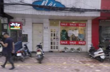 Cho thuê mặt phố Nguyễn Trãi, 80m2, MT: 6m, 50tr/th. Quý mặt phố 0981337456