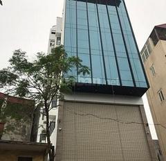 Bán tòa văn phòng 9 tầng Lê Văn Lương, Lê Văn Thiêm, thông sàn giá 25 tỷ. LH 0984250719