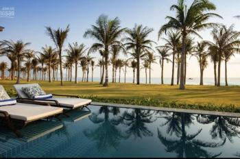 Cần tiền gấp, tôi Hương bán lại căn biệt thự biển  Bãi Dài, đang cho thuê 350 triệu/tháng