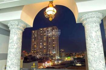 Chính chủ cần bán lại căn nhà mặt tiền đường Hưng Phú, Q8, 4 tấm mới xây, DT 4x16m, giá 6.9tỷ/căn