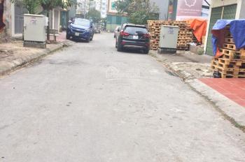 Cc bán đất Lê Hồng Phong - HĐ, ô tô đỗ cửa, 2 thoáng, ngõ thông, 50m2, giá 2,8 tỷ. 0916701128