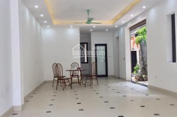Hot! Bán nhà xây mới 75m2x5T phố Hoàng Hoa Thám, Ba Đình. 3 mặt ngõ 2 mặt tiền, nở hậu, giá 12.5 tỷ