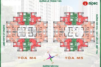 Chính chủ bán căn hộ Mipec Kiến Hưng, Hà Đông tầng 1506-M5, DT 69m2, giá bán 16,5tr/m2 (093196222)